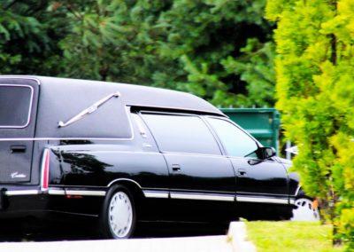 karawan uslugi pogrzebowe