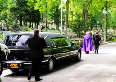 pogrzeb ceremonia